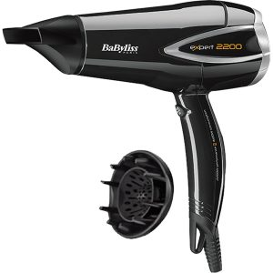 BaByliss D342SDE Hair Dryer Expert, 2200W