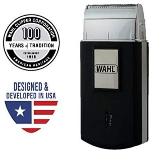 Wahl 3615-1027 Rechargeable Travel Shaver