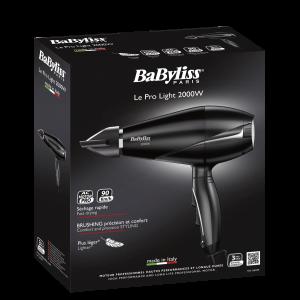 BaByliss 6604SDE Le Pro Light 2000W