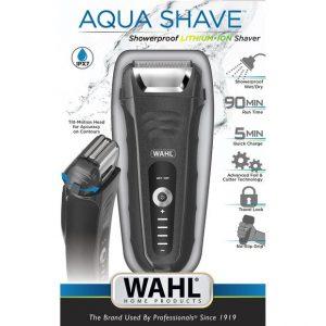 WAHL Aqua Shave 07061-927 Li-Ion shaver