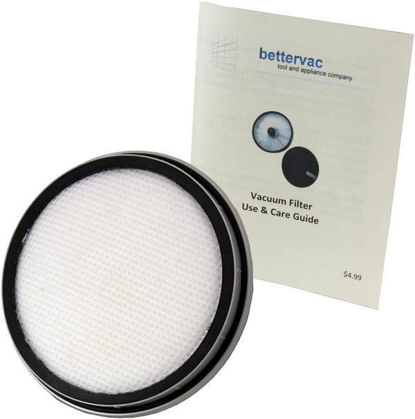 Bissell 1602262 C4 Cyclonic Canister Washable Vacuum Filter (for 1229K C3 CYCLONIC)