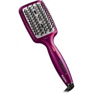 BaByliss HSB100SDE Ionic Hair Straightener Brush