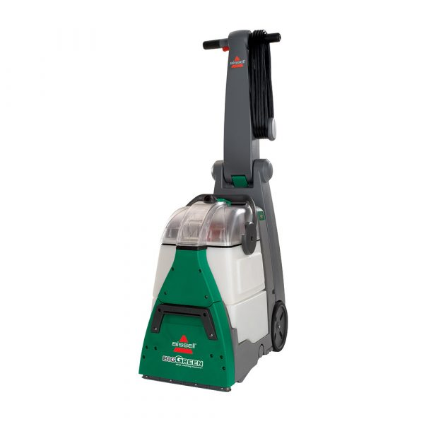 BISSELL 48F3E BIG GREEN UPRIGHT CARPET CLEANER PROFESSIONAL-STYLE DEEP CLEANING