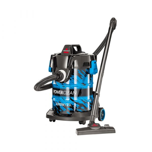 Bissell  Powerclean Dry Drum 21L Vacuum