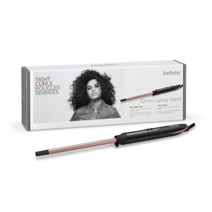 BaByliss C449SDE Tight Curl Wand 10mm
