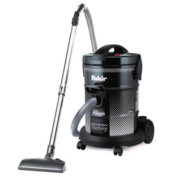 Fakir Drum Vacuum cleaner 2000Watts 21 Litres