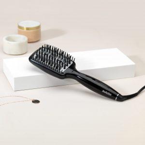 BaByliss HSB101SDE Smoothing Heated Brush
