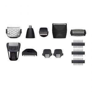 BaByliss MEN MT890SDE, 12 in 1 Japanese Steel Face & Body Kit