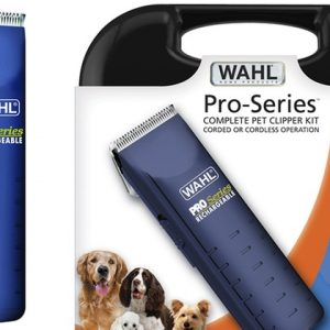 Wahl Animal Pro Series Blue Clipper Kit