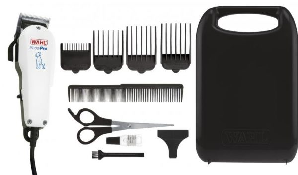Wahl 9265-2027 ShowPro Animal Clipper Kit
