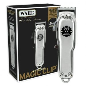 Wahl Professional 5 Star Series Metal Edition Cord/Cordless Magic Clip