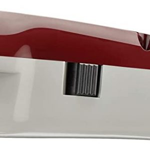 Moser 1400-0150, Professional Corded Hair Clipper, Burgandy