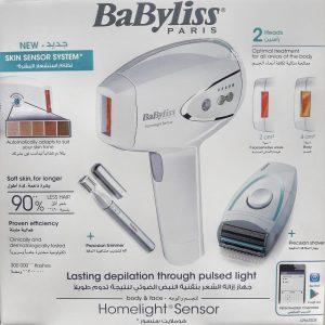 BaByliss G962SDE IPL Home Light Sensor