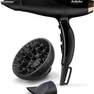 BaByliss 6714SDE Hair Dryer 2300W Long-life Salon AC motor