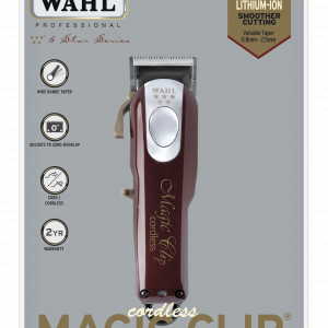 WAHL 8148-316, MAGIC CLIP CORD/CORDLESS