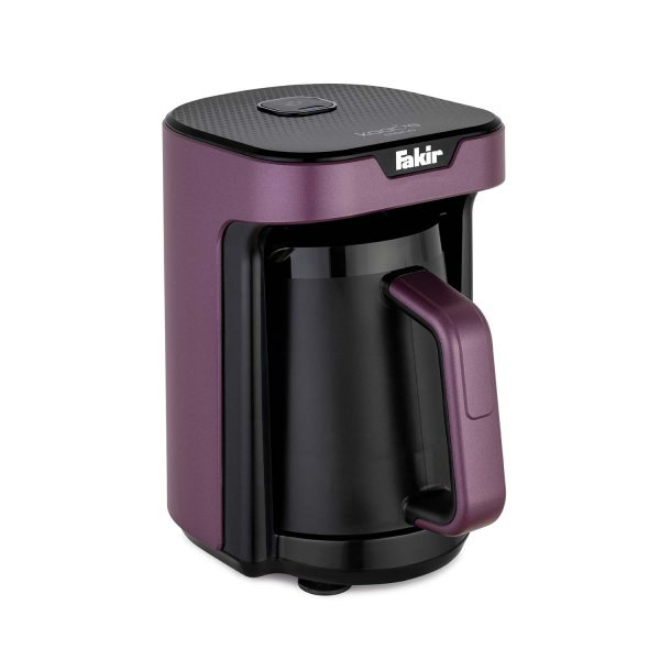 FAKIR Kaave Mono Purple Automatic Turkish Coffee Machine