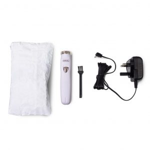Wahl 9865-3927 Pure Confidence Rechargeable Facial Hair Remover for Women
