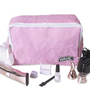 Wahl 9865-4027 Pure Confidence Face & Body Hair Remover for Women