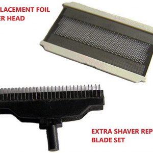 Moser Travel Shaver 3615-0052