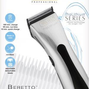 Wahl Beretto Silver Clipper , 8843-136